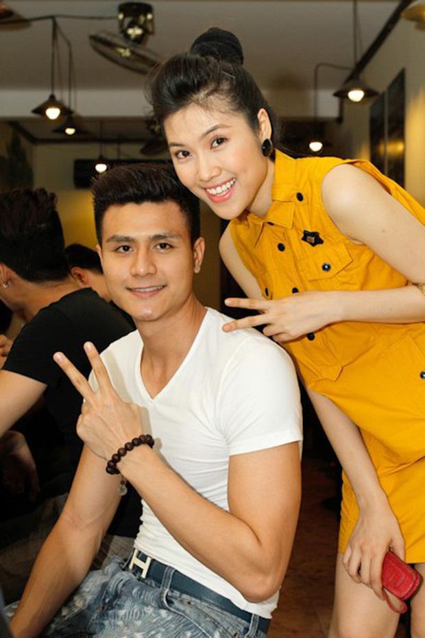 Đời tư ít biết của siêu mẫu hơn 6 tuổi mà Song Luân vừa công khai là bạn gái - Ảnh 6.
