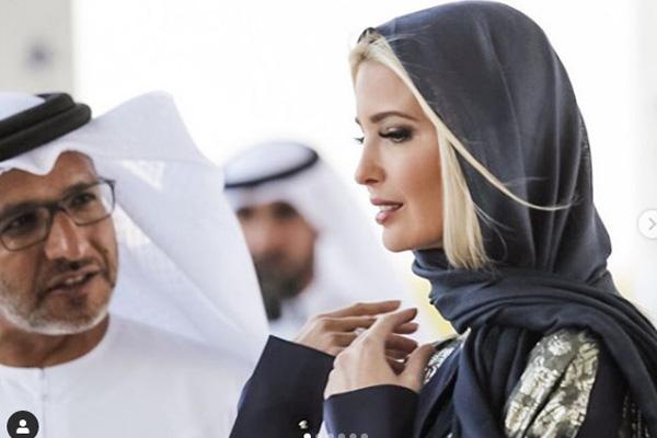 Hình ảnh Ivanka Trump ở Ả Rập Xê-út khiến ai cũng mê mẩn vì thần thái quá đẹp - Ảnh 5.