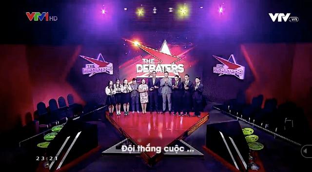 Chung kết The Debaters - Nhà tranh biện mùa 1: Tài năng, sáng tạo, kịch tính và hấp dẫn - Ảnh 2.