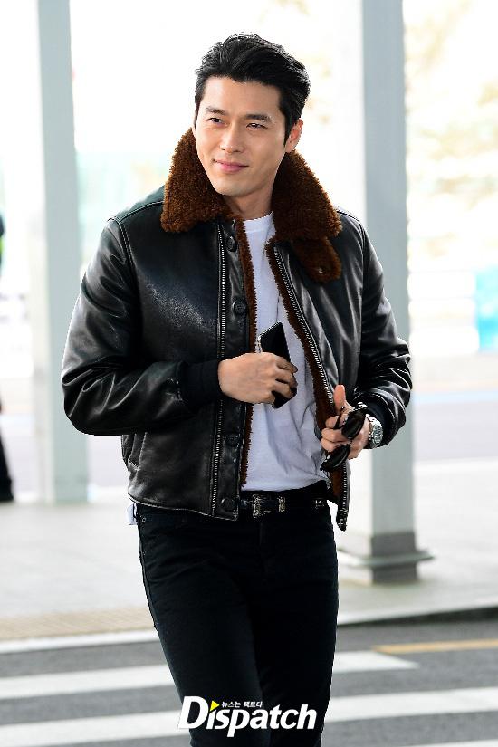 Hyun Bin ngoài đời thích diện vest như quý ông, vuốt tóc lãng tử - Ảnh 8.