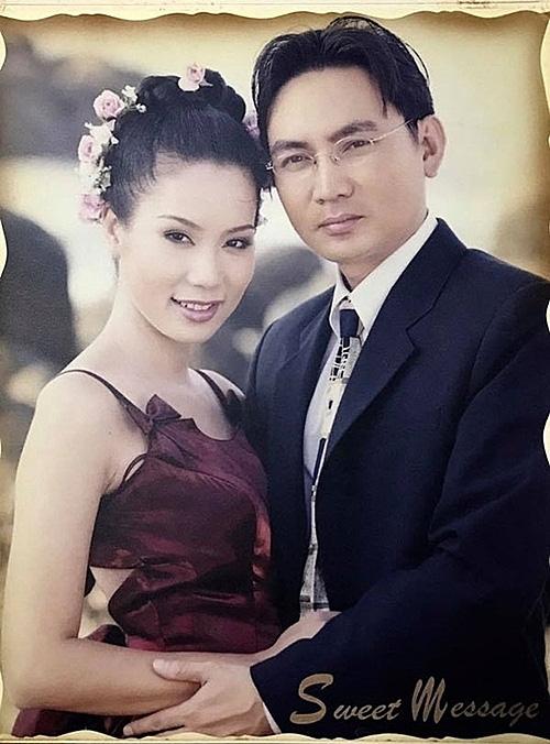 Trịnh Kim Chi quấn quýt chồng đại gia - Ảnh 10.