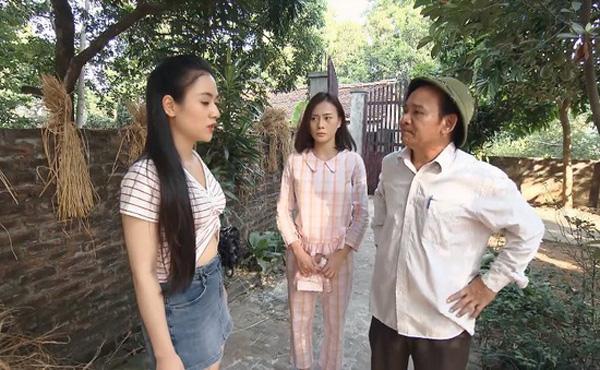Đời thực giàu sang, hạnh phúc của Quang Tèo - ông trưởng thôn hám tiền trong Cô gái nhà người ta - Ảnh 1.