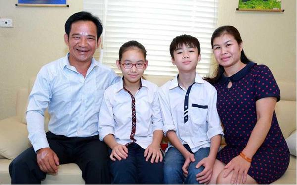 Đời thực giàu sang, hạnh phúc của Quang Tèo - ông trưởng thôn hám tiền trong Cô gái nhà người ta - Ảnh 5.