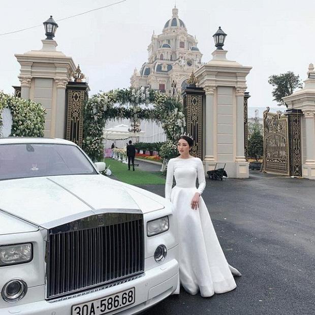Cô dâu làm đám cưới trong lâu đài ở Nam Định được hồi môn 200 cây vàng bây giờ ra sao? - Ảnh 1.