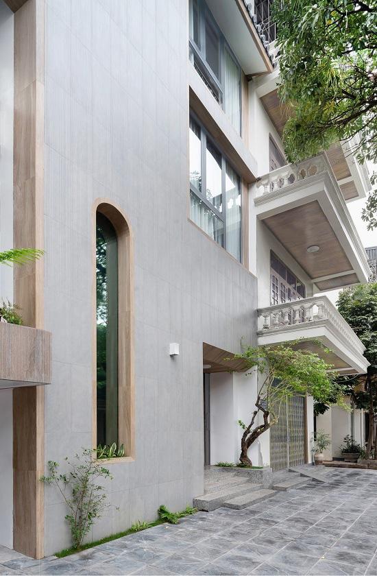 Căn nhà chứa cả một con phố ở Nam Định - Ảnh 3.