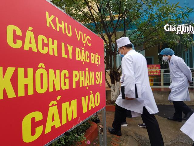 Ca thứ 18 mắc COVID-19 ở Việt Nam là nam thanh niên trở về từ Daegu, Hàn Quốc - Ảnh 2.