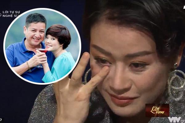 Nữ MC phỏng vấn Chí Trung về chuyện ly hôn Ngọc Huyền bất ngờ lên tiếng - Ảnh 3.