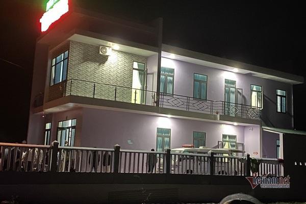 Phó trưởng công an huyện ở Thừa Thiên - Huế tử vong trong nhà nghỉ - Ảnh 1.