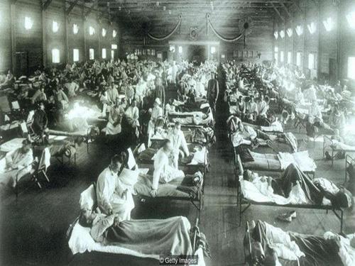 6 đại dịch tồi tệ nhất trong lịch sử - Ảnh 2.