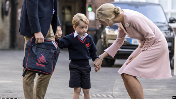 Trường quý tộc của con Hoàng tử  William - Công nương Kate có học sinh nghi nhiễm COVID-19 - Ảnh 2.