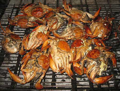 Cẩn thận mắc bệnh phá nát phổi vì những món nướng ngon cháy lưỡi - Ảnh 3.