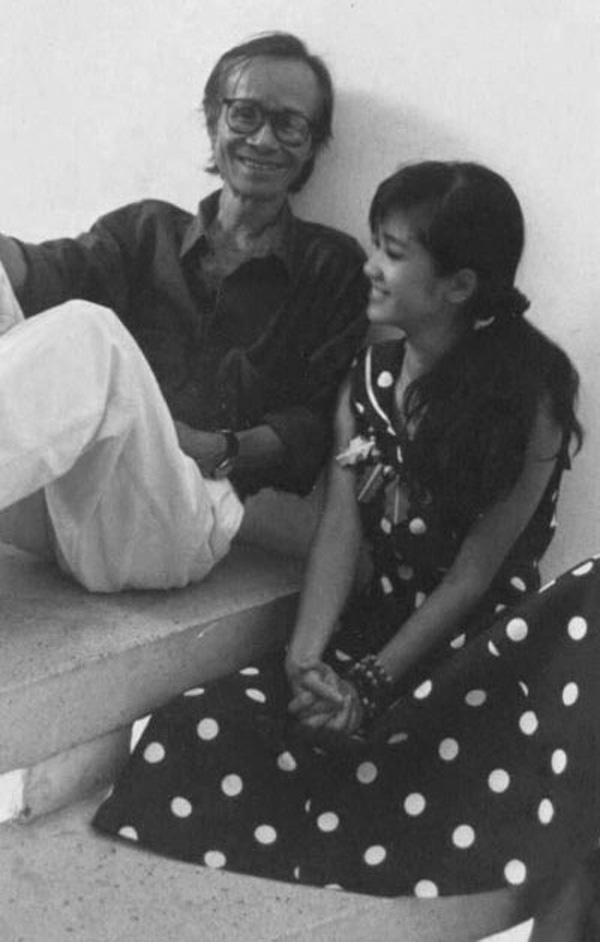 Hồng Nhung nhớ nhạc sĩ Trịnh Công Sơn và mối tình đẹp thuở Bống là người - Ảnh 10.