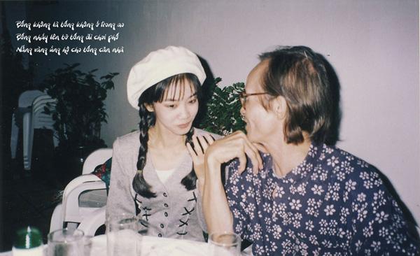 Hồng Nhung nhớ nhạc sĩ Trịnh Công Sơn và mối tình đẹp thuở Bống là người - Ảnh 6.