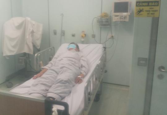 Việt kiều ở TP.HCM nhiễm virus corona đã hết sốt, tiến triển tốt - Ảnh 2.
