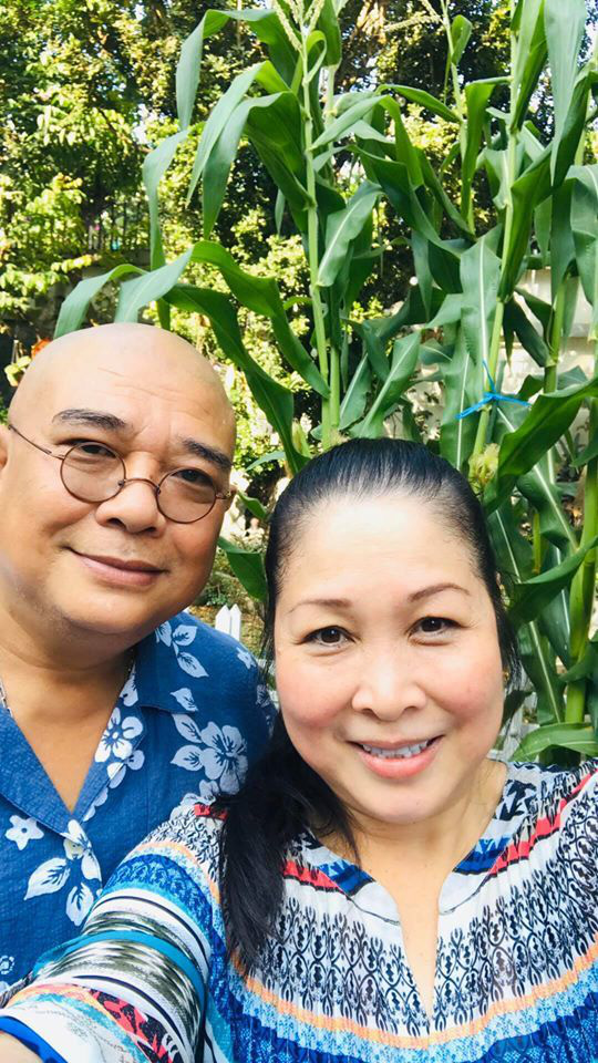 Vợ chồng Hồng Vân - Lê Tuấn Anh vui chơi tại gia trang Vũng Tàu - Ảnh 5.