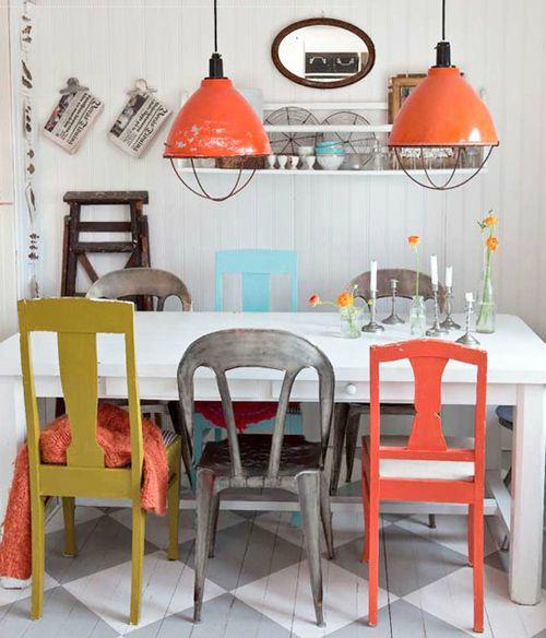 Những ý tưởng tạo vẻ đẹp thời thượng cho phòng ăn bằng bí quyết kết hợp nội thất - Ảnh 16.