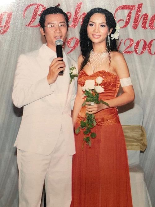 16 năm bên nhau của vợ chồng Hoàng Bách - Ảnh 4.