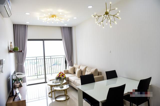 Làm mẹ đơn thân từ khi còn rất trẻ nhưng BTV Thanh Trúc vẫn tạo dựng được cuộc sống đầy đủ với căn hộ riêng - Ảnh 4.