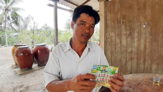 Luật sư nói gì về nghi án người nông dân ở Tiền Giang mất 5 tờ vé số trúng 10 tỷ đồng? - Ảnh 1.