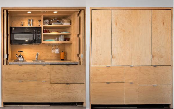 Những căn bếp nhìn vào không thấy một đồ đạc gì nhưng ai cũng phải mê mẩn - Ảnh 15.