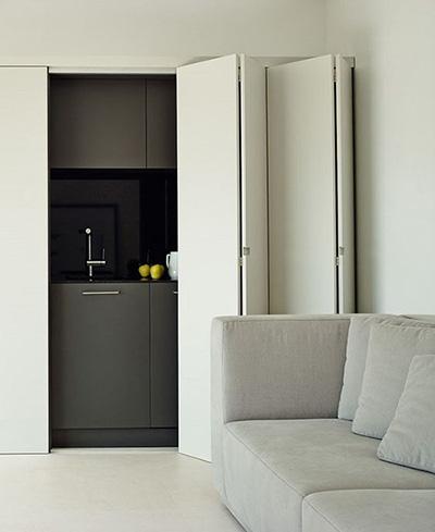 Những căn bếp nhìn vào không thấy một đồ đạc gì nhưng ai cũng phải mê mẩn - Ảnh 3.
