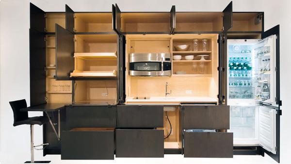 Những căn bếp nhìn vào không thấy một đồ đạc gì nhưng ai cũng phải mê mẩn - Ảnh 4.