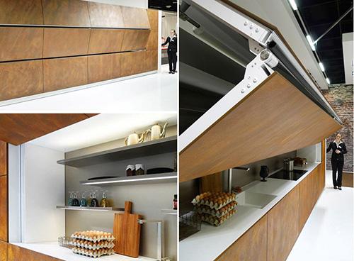 Những căn bếp nhìn vào không thấy một đồ đạc gì nhưng ai cũng phải mê mẩn - Ảnh 8.