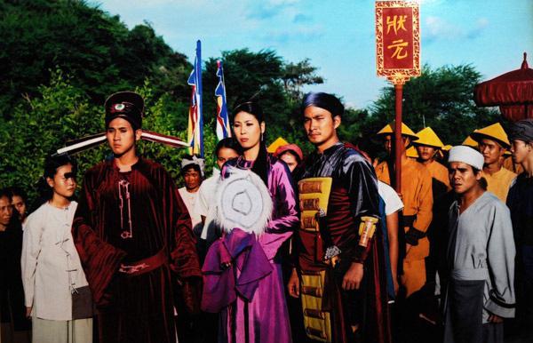 Hôn nhân trắc trở của dàn diễn viên Lục Vân Tiên sau 16 năm - Ảnh 1.