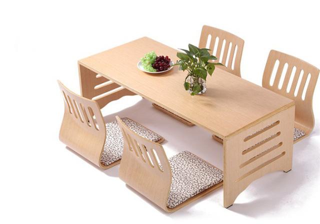Những mẫu bàn ăn nhỏ làm thay đổi quan niệm chỉ có bàn ăn to mới sang, đẹp của nhiều người - Ảnh 7.
