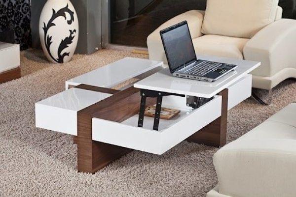 Nếu bạn có một căn nhà nhỏ thì đừng bỏ qua những mẫu kệ để đồ kết hợp bàn ghế vừa đẹp vừa tiện dụng này - Ảnh 2.