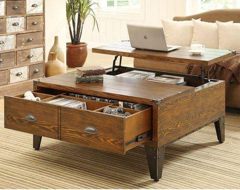Nếu bạn có một căn nhà nhỏ thì đừng bỏ qua những mẫu kệ để đồ kết hợp bàn ghế vừa đẹp vừa tiện dụng này - Ảnh 10.