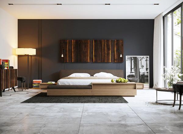 Đây là mẫu phòng ngủ được các gia đình trẻ lựa chọn nhiều nhất  bởi sự tối giản và tinh tế - Ảnh 12.