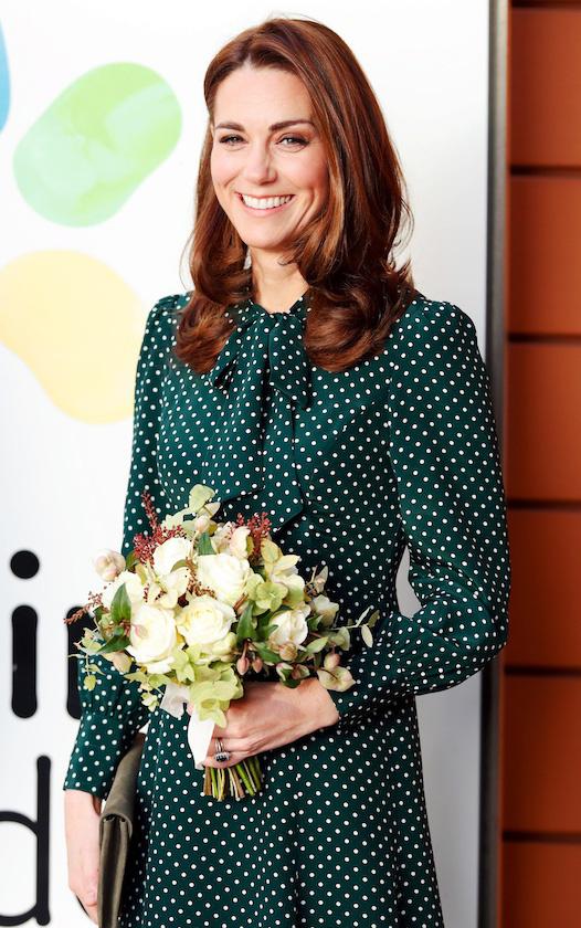 Công nương Anh luôn biết cách mặc đẹp với trang phục màu xanh lá - Ảnh 8.