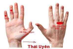 Cách xoa cổ tay chữa ho khan, bấm huyệt lòng bàn tay trị ho có đờm - Ảnh 5.