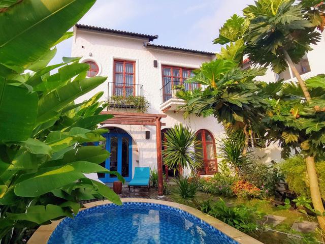 Chủ nhà ở Quảng Nam chi gần 2 tỷ lột xác nhà cấp 4 thành resort đẹp khó tin - Ảnh 1.