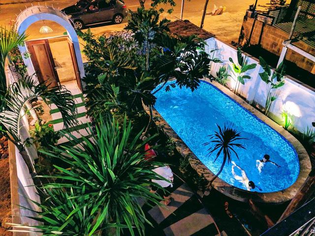 Chủ nhà ở Quảng Nam chi gần 2 tỷ lột xác nhà cấp 4 thành resort đẹp khó tin - Ảnh 2.