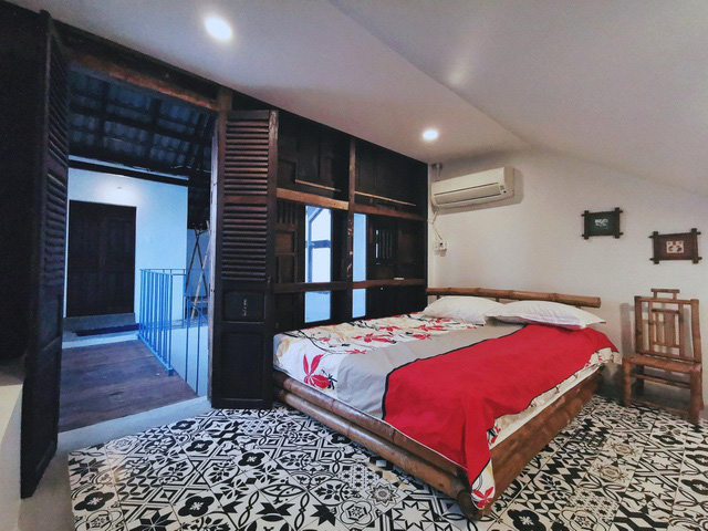 Chủ nhà ở Quảng Nam chi gần 2 tỷ lột xác nhà cấp 4 thành resort đẹp khó tin - Ảnh 11.
