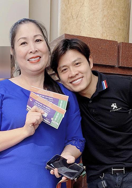 NSND Hồng Vân đóng MV của Nguyễn Văn Chung - Ảnh 3.