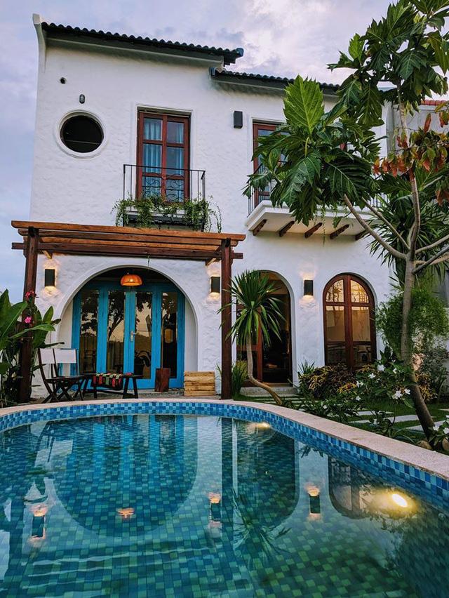 Chủ nhà ở Quảng Nam chi gần 2 tỷ lột xác nhà cấp 4 thành resort đẹp khó tin - Ảnh 4.