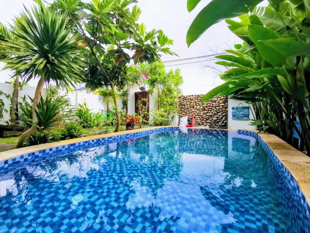 Chủ nhà ở Quảng Nam chi gần 2 tỷ lột xác nhà cấp 4 thành resort đẹp khó tin - Ảnh 5.