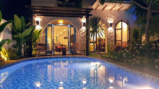 Chủ nhà ở Quảng Nam chi gần 2 tỷ lột xác nhà cấp 4 thành resort đẹp khó tin - Ảnh 6.