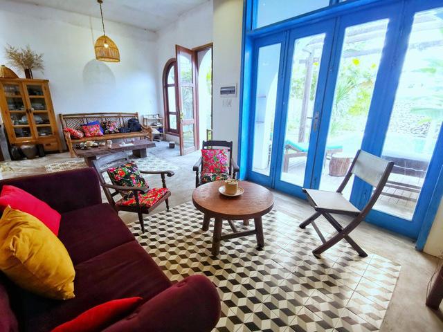 Chủ nhà ở Quảng Nam chi gần 2 tỷ lột xác nhà cấp 4 thành resort đẹp khó tin - Ảnh 9.