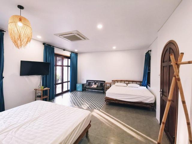 Chủ nhà ở Quảng Nam chi gần 2 tỷ lột xác nhà cấp 4 thành resort đẹp khó tin - Ảnh 10.