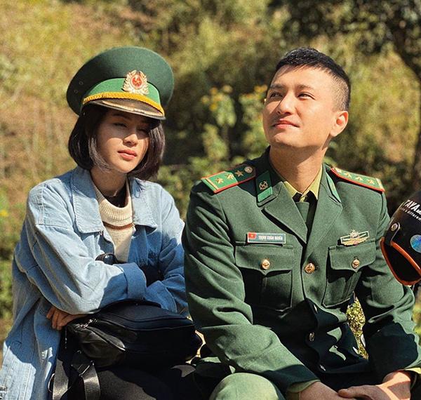 Anh lính biên phòng Nghĩa - Huỳnh Anh trong Mùa xuân ở lại: Đẹp trai nhưng yêu ai cũng bị đá - Ảnh 1.