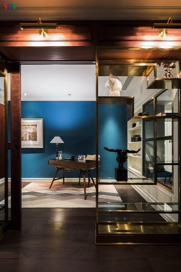 Căn hộ 3 phòng ngủ  đẹp lung linh khi kết hợp giữa cổ điển và hiện đại - Ảnh 4.