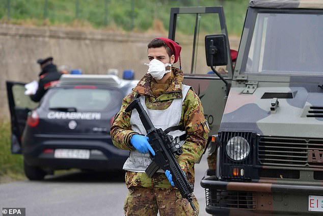 Giật mình Italy: Đã lên tới 6.205 nhân viên y tế bị nhiễm COVID-19, 37 y bác sĩ thiệt mạng - Ảnh 6.