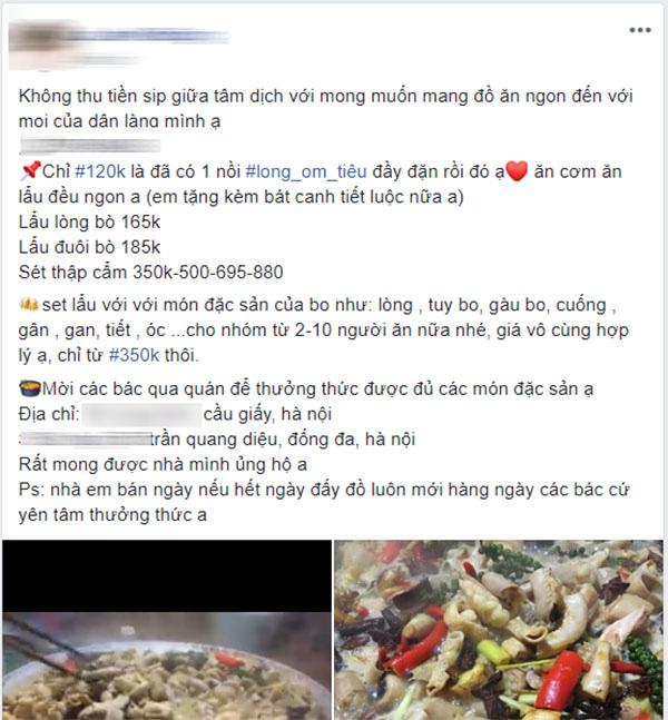 Nhà hàng, quán ăn lên đồ bán lẩu online giá chỉ 165k/nồi, lại được freeship, khách cứ chọn món là được giao - Ảnh 1.