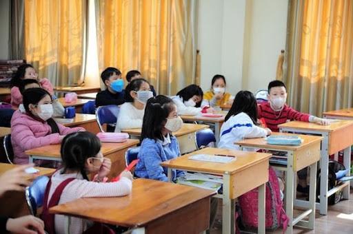 Học sinh TP.HCM tiếp tục nghỉ học đến hết ngày 19/4 - Ảnh 2.