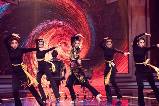 """Trời sinh một cặp: Đầu tư vào vũ đạo """"xịn sò"""", Kiều Loan tiếp tục giành 2 điểm tuyệt đối - Ảnh 3."""