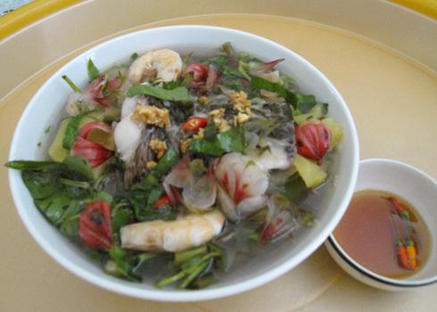 Cách nấu canh chua cá đơn giản - Ảnh 1.